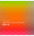 Colored abstract background for design vector image vector image