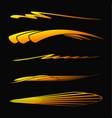 car motorcycle racing vehicle graphics vinyls vector image vector image
