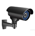 cctv camera security surveillance system vector image