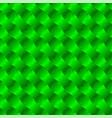 3d jigsaw tile seamless pattern green 002 vector image vector image