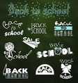 Back to School 5 vector image