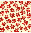 seamless creeper pattern vector image vector image
