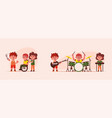 character inclusive vector image vector image