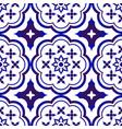 tile pattern design 01 vector image vector image