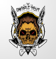 Decorative Skull vector image vector image