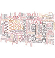 long odds text background word cloud concept vector image vector image