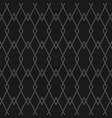 tile black and grey background or pattern vector image