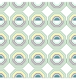 Seamless color abstract geometric pattern vector image vector image