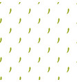 eucalyptus leaf pattern seamless vector image
