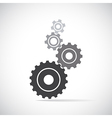 GearsSegmented vector image vector image