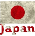 Japan foundation day vector image vector image