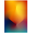 modern abstract background template or vector image vector image