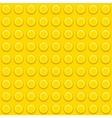 Lego blocks pattern vector image vector image