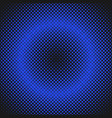 retro halftone diagonal square pattern background vector image vector image