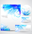 business templates vector image vector image