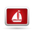 Sailboat Icon vector image