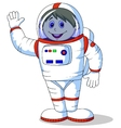 Astronaut cartoon vector image vector image