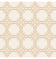 Creative design background in beige colors vector image