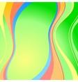 eps10 multicolor wave vector image