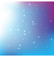 abstract light bokeh blue gradian background vector image
