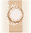 Lace frames vector image