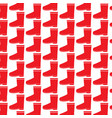 pattern background boot icon vector image