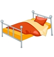 Cartoon home furniture bed vector | Price: 1 Credit (USD $1)