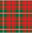 seamless pattern Scottish tartan Royal Stewart vector image vector image
