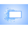 Bright Summer Frame vector image vector image