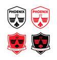 phoenix-logo vector image