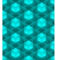 Seamless 3D pattern vector image vector image