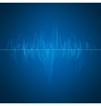 sound waves 20160528-1-5 vector image vector image