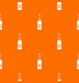 champagne pattern seamless vector image