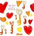 Children drawing vector image vector image