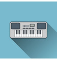 Synthesizer Icon vector image