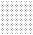 Seamless geometric texture vector image vector image