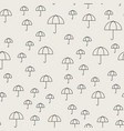 seamless pattern background abstract and vector image vector image