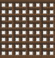 rope seamless pattern trendy wallpaper background vector image vector image