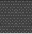zig zag chevron grey tile pattern vector image vector image