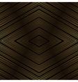 golden rhombuses vector image vector image