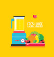 organic fresh food fruits vegetables greens on vector image