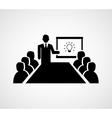 Presenting Idea vector image