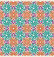 seamless pattern with ornate decor vector image vector image