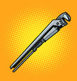 adjustable wrench working tool vector image