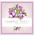Chintz Background vector image