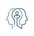 Human head profile cognitive psychology