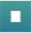 organizer icon vector image