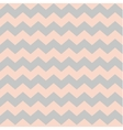 Zig zag chevron pastel pink and grey tile pattern vector image vector image