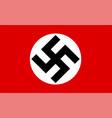 wehrmacht ensign vector image