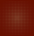 abstract simple halftone dot pattern background vector image vector image